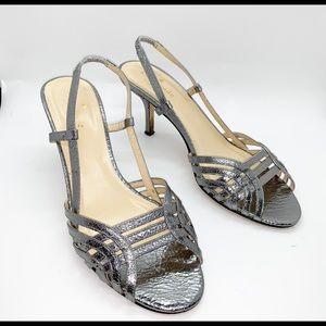 Kate Spade Metallic Heels